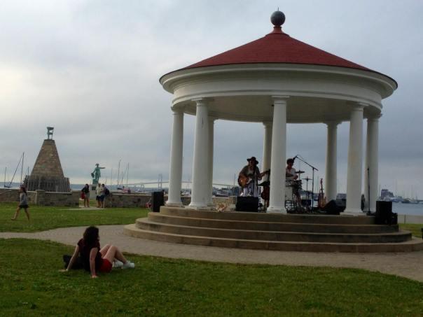 kings park music